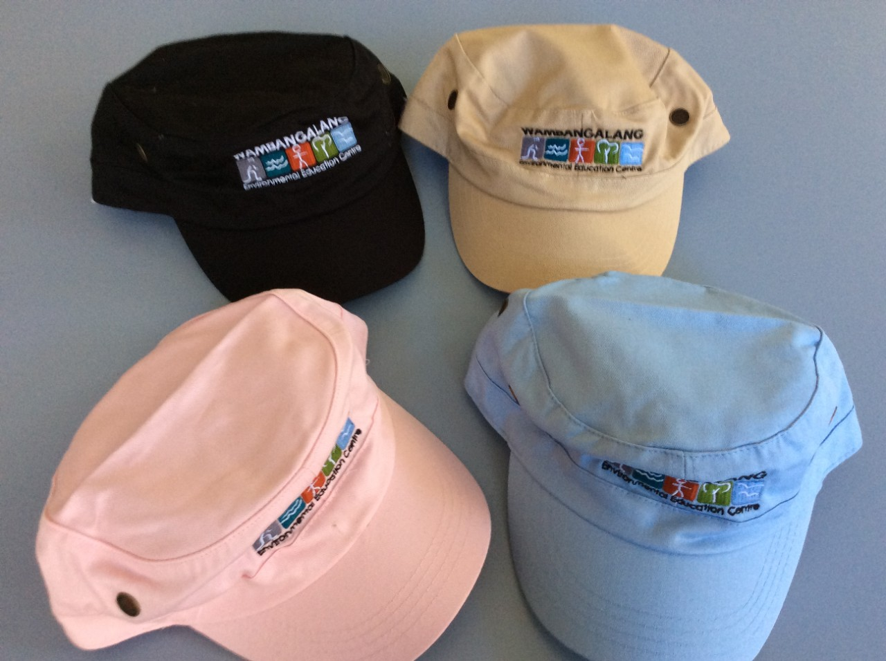 Ranger caps in few colours options
